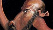 The four Apostele - after Albrecht Dürer (Detail 1)