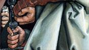The four Apostele - after Albrecht Dürer (Detail 2)