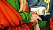 The four Apostele - after Albrecht Dürer (Detail 3)