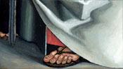 The four Apostele - after Albrecht Dürer (Detail 5)
