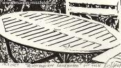 Uckermaerker country garden (drawing) (Detail 5)