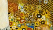 Adele Bloch-Bauer - Gustav Klimt (Detail 3)