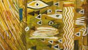Adele Bloch-Bauer - Gustav Klimt (Detail 4)