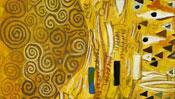 Adele Bloch-Bauer - Gustav Klimt (Detail 5)