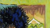 Selfportrait without ear - Vincent van Gogh (Detail 3)