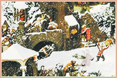 : Christmas picture 2010 (afetr Pieter Bruegel)