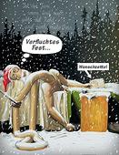 Christmas Wish cartoon