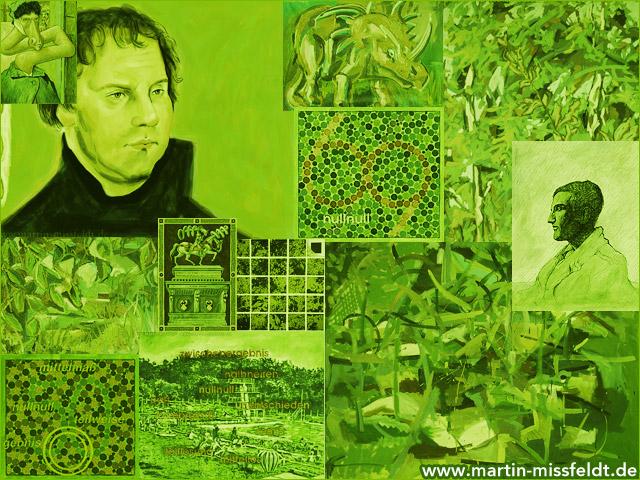 Greenpaintings (green images)
