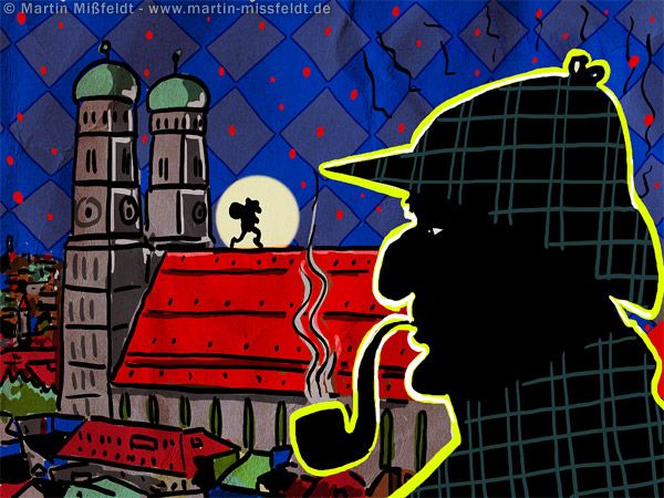 Detective in Munich
