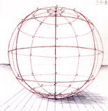 : Perspective of a sphere