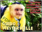 : FDP-Politician Guido Westerwelle - funny picture