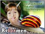 Angela Merkel : Election in Germany
