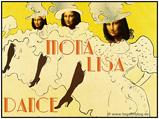 : Mona Lisa dance