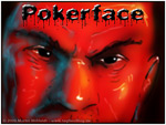 : Pokerface Mr Cool - Texas holdem player