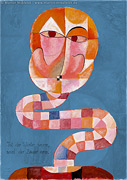 : Nearly-old (after Paul Klee)