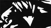 Felix Mendelssohn-Bartholdy - linocutt (Detail 3)