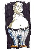 : Fat man