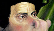 Thomas More - after Hans Holbein (Detail 1)