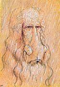 : Leonardo da Vinci Portrait
