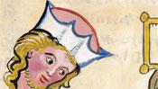 Head of Walter von der Vogelweide