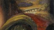 Mona Lisa after Leonardo da Vinci (Detail 3)