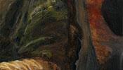 Mona Lisa after Leonardo da Vinci (Detail 5)