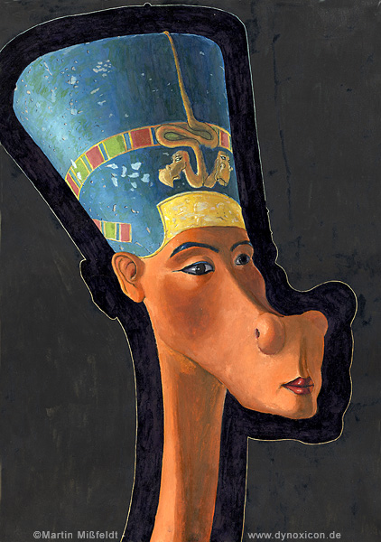Nefertiti - egypt queen
