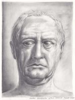 Goethe private - Portrait Drawing