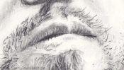 Portrait of Magnus Carlsen (Detail 2)