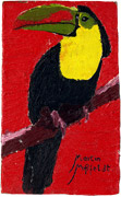 : Toucan painting