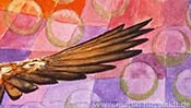 Eagle to Sun (Detail 3)