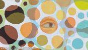 Mona Lisa Visual Test (Oil painting) (Detail 1)