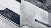 Drawing of a cassette tape (Detail 1)