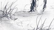Winter landscape (Detail 3)