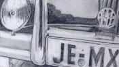 The Jaguar from Jena (Detail 2)
