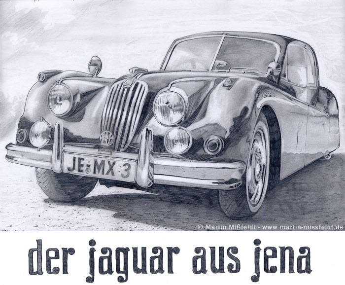 The Jaguar from Jena