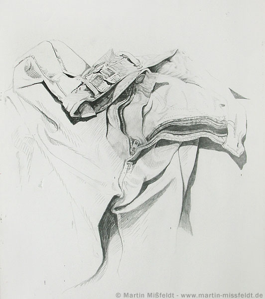 Study of a jeans