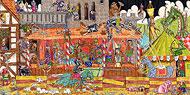 : High culture-epoch: medieval