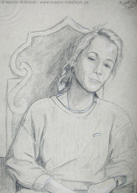 Portrait Sibylle