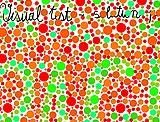 : Visual test - color blind