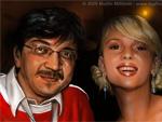 Scarlett Johannson and Gerald Steffens (Speedpainting)