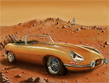 : Jaguar E-type