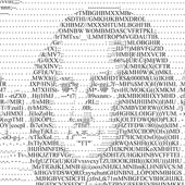: Typing Mona Lisa