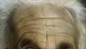 Albert Einstein (Detail 3)