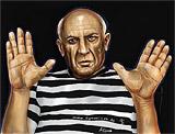 : Pablo Picasso Hands