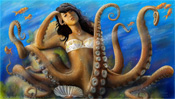 : Megan Fox as Octopus