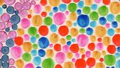 Many color spots