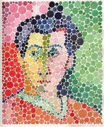 Madame Matisse eye test
