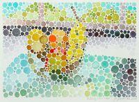 : Spring Still life (Color vision Test)
